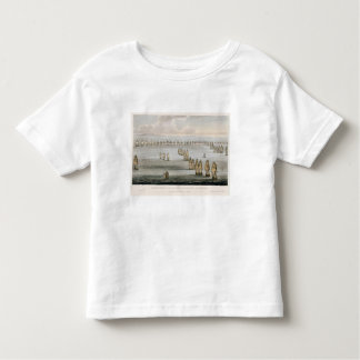 Commencement of the Battle of Trafalgar, 21st Octo Tshirt