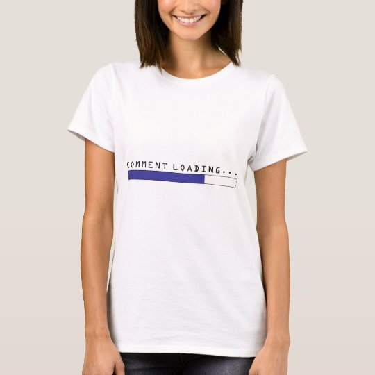 Comment Loading... Ladies Baby Doll T-Shirt