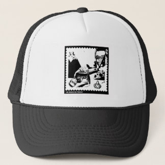 commerative trucker hat