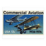 Commercial Aviation 02 Postcards