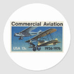 Commercial Aviation 02 Stickers
