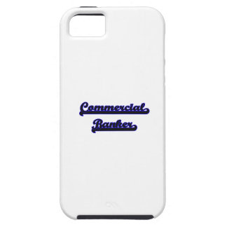 Commercial Banker Classic Job Design iPhone 5 Covers