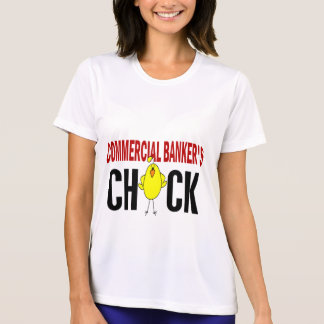 Commercial Banker's Chick Tees