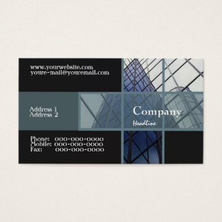 Commercial Business Card