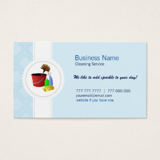 Commercial Cleaning Business Gifts on Zazzle