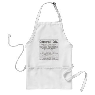 Commercial Coffee Adult Apron