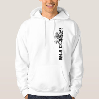 Commercial Diver Hoodie