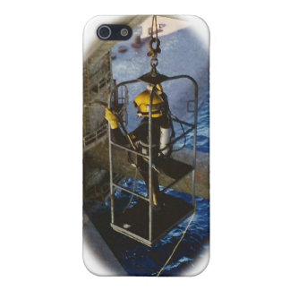 Commercial Diver iPhone4 Case