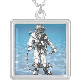 Commercial Diver MKV Necklace