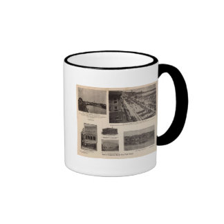 Commercial energy along Puget Sound Coffee Mug