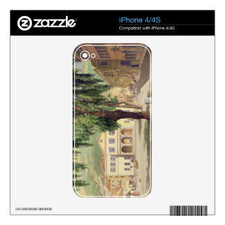 Commercial Square, the Commercial Library and the Skin For The iPhone 4S