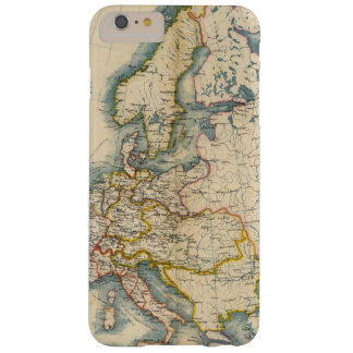 Commerciale Industrial Map of Europe Barely There iPhone 6 Plus Case