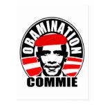 Commie de Obamination Postal
