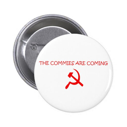COMMIES PIN
