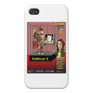 Commissar O iPhone 4 Carcasa