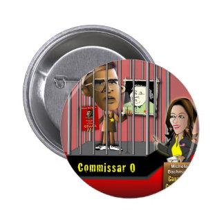 Commissar O Pins
