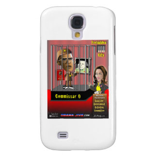Commissar O Samsung Galaxy S4 Cover