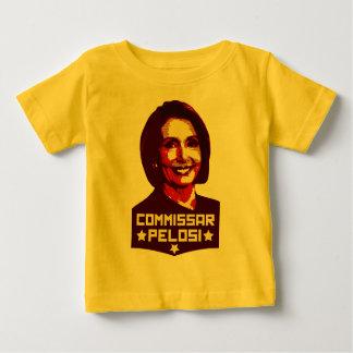 Commissar Pelosi Baby T-Shirt