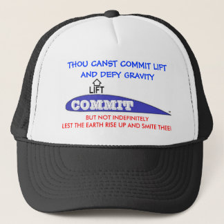 COMMIT LIFT Hat