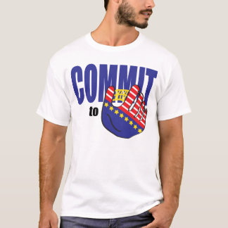 Commit to Mitt T-Shirt
