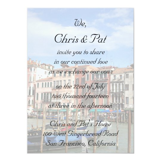 Commitment Ceremony Invitation Zazzle Com