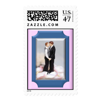 Commitment Ceremony/Wedding Stamps
