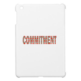 COMMITMENT Promise Oath Responsibility LOWPRICE GI Cover For The iPad Mini