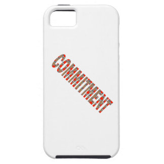 COMMITMENT Promise Oath Responsibility LOWPRICE GI iPhone SE/5/5s Case