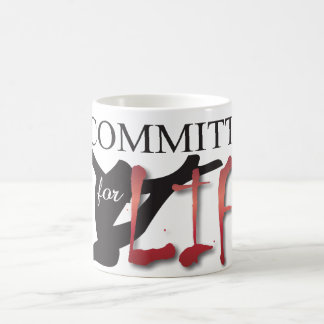 Committed for Life Gymnast or Dancer Coffee Mug