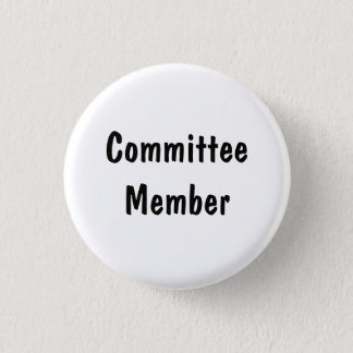 Committee Member Button