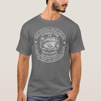 Committee of Vigilance Dark T-Shirt