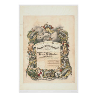 Committee of Vigilance of San Francisco (1825A) Print