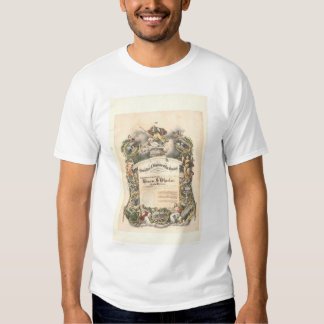 Committee of Vigilance of San Francisco (1825A) T-shirt