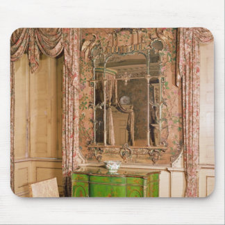 Commode and chair in the state bedchamber mouse pad