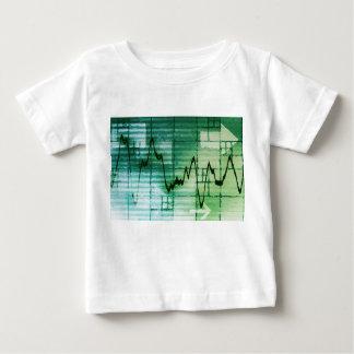 Commodities Trading and Price Analysis News Art Baby T-Shirt