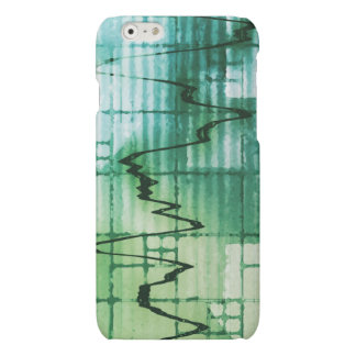 Commodities Trading and Price Analysis News Art Matte iPhone 6 Case