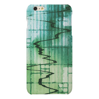 Commodities Trading and Price Analysis News Art Matte iPhone 6 Plus Case