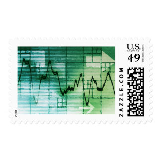 Commodities Trading and Price Analysis News Art Postage Stamps