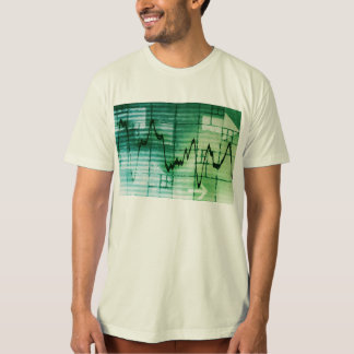 Commodities Trading and Price Analysis News Art T-Shirt