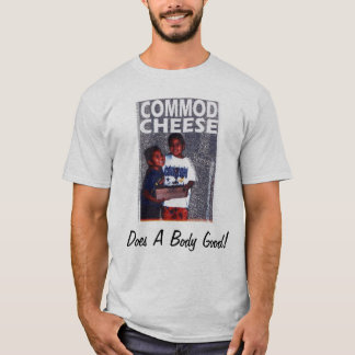 Commodity Cheese Tee