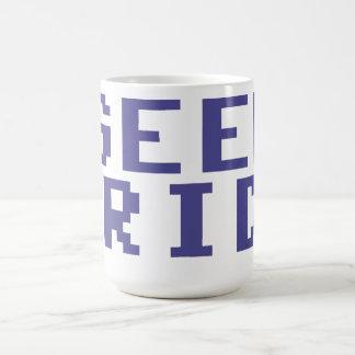 Commodore 64 Geek Pride Classic White Coffee Mug