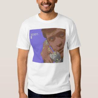 Commodore 64 Ready Art Tee Shirt