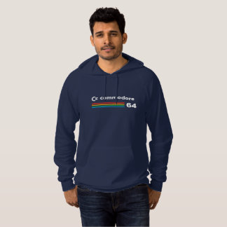 Commodore 64 Retro hoodies