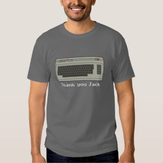 Commodore 64 - Thank you Jack - T-Shirt