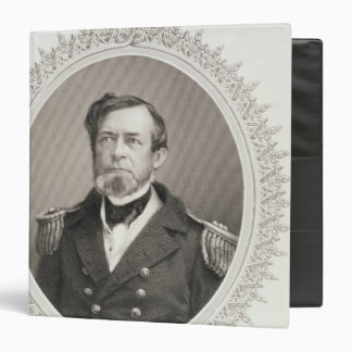 Commodore Andrew Hull Foote 3 Ring Binder