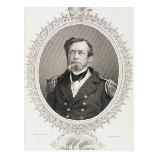 Commodore Andrew Hull Foote Postcard
