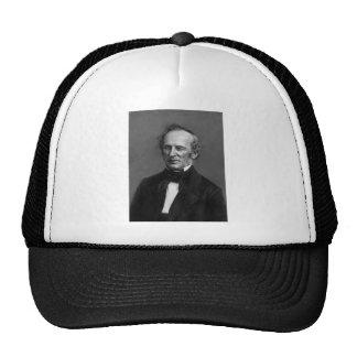 Commodore Cornelius Vanderbilt Portrait circa 1850 Hats