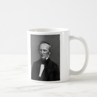 Commodore Cornelius Vanderbilt Portrait circa 1850 Coffee Mug