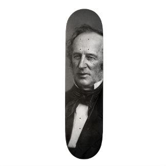 Commodore Cornelius Vanderbilt Portrait circa 1850 Skateboard Deck