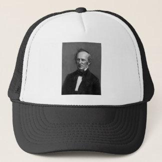 Commodore Cornelius Vanderbilt Portrait circa 1850 Trucker Hat